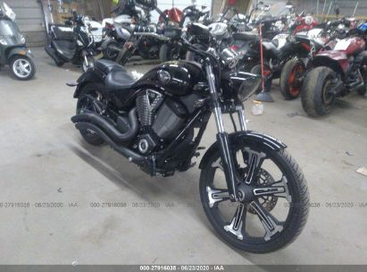 2009 VICTORY MOTORCYCLES VEGAS 8-BALL