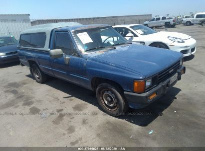 1986 TOYOTA PICKUP 1 TON LONG BED RN55