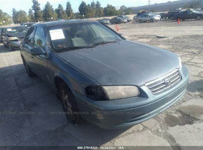 2001 TOYOTA CAMRY LE/XLE
