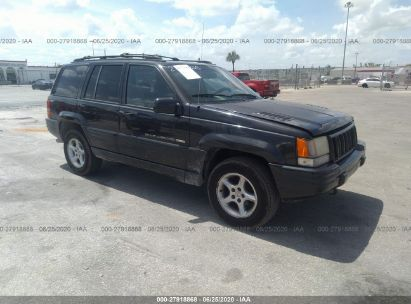 1998 JEEP GRAND CHEROKEE LIMITED 5.9L