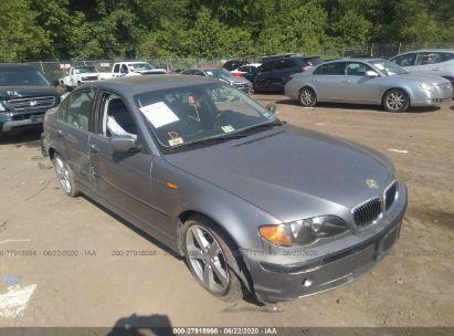 2005 BMW 330 XI