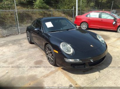 2005 PORSCHE 911 NEW GENERATIO CARRERA