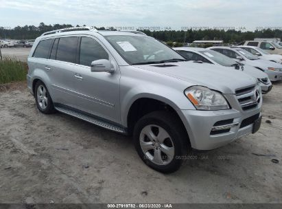 2012 MERCEDES-BENZ GL 450 4MATIC