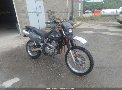 2013 SUZUKI DR650 SE