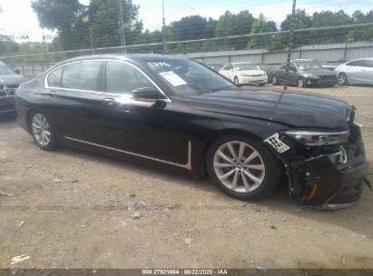 2020 BMW 7 SERIES 740I XDRIVE