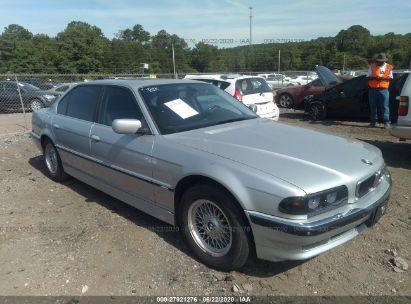2001 BMW 740 IL