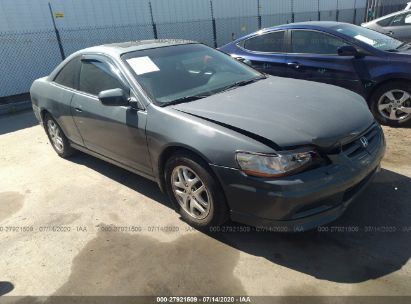 2001 HONDA ACCORD CPE EX
