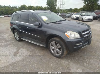 2011 MERCEDES-BENZ GL 350 BLUETEC