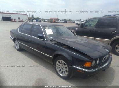 1988 BMW 750 IL