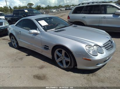 2006 MERCEDES-BENZ SL 500