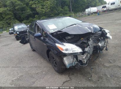 2012 TOYOTA PRIUS ONE/TWO/THREE/FOUR/FIVE