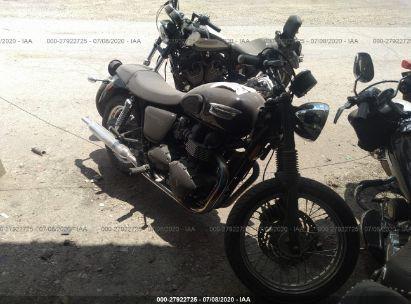 2013 TRIUMPH MOTORCYCLE BONNEVILLE T100