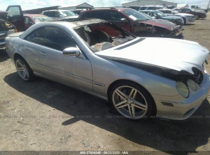 2005 MERCEDES-BENZ CL 600