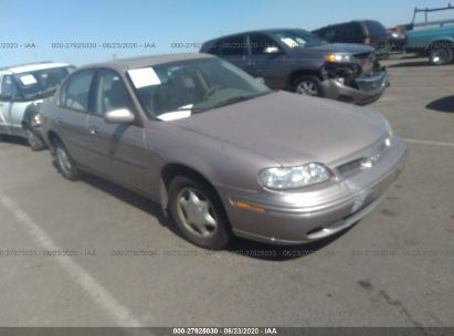 1999 OLDSMOBILE CUTLASS GLS