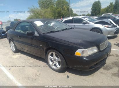 2000 VOLVO C70 TURBO