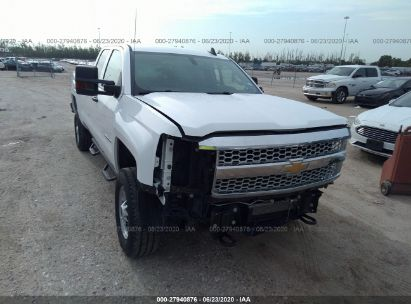 2019 CHEVROLET SILVERADO K2500 HEAVY DUTY