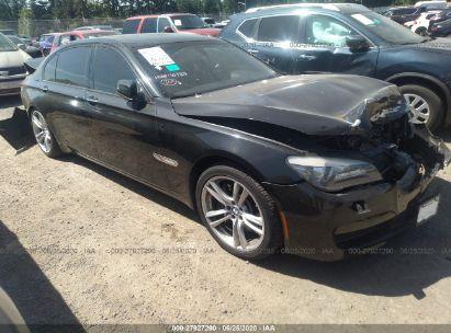 2011 BMW 7 SERIES 750LI/ALPINA B7 LWB