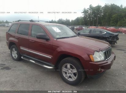 2007 JEEP GRAND CHEROKEE LAREDO/COLUMBIA/FREEDOM