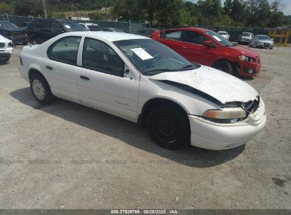 1999 PLYMOUTH BREEZE EXPRESSO