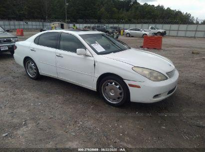 2003 LEXUS ES 300 300