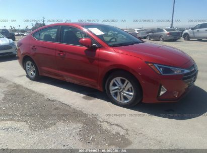 2019 HYUNDAI ELANTRA SEL/VALUE/LIMITED