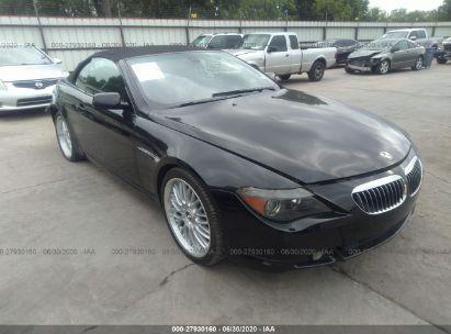 2006 BMW 6 SERIES I