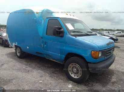 2005 FORD ECONOLINE COMMERCIAL