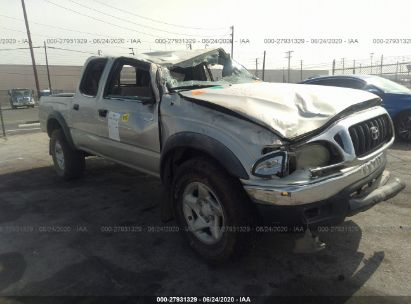 2004 TOYOTA TACOMA DOUBLE CAB PRERUNNER