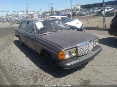 1981 MERCEDES-BENZ 300 D