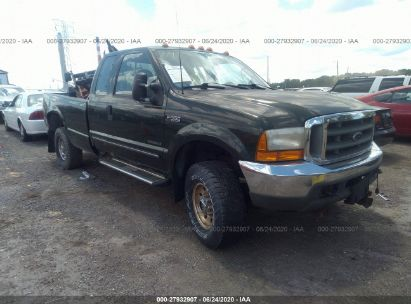 2000 FORD SUPER DUTY F-350 SRW XL/XLT/LARIAT