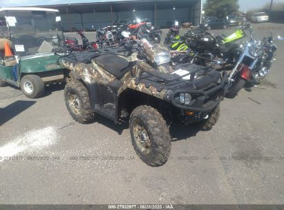 2011 POLARIS SPORTSMAN 550 XP-EPS