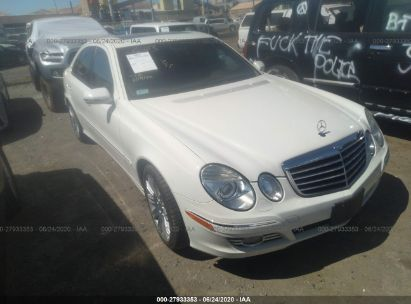 2007 MERCEDES-BENZ E 350