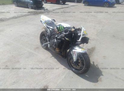 2007 HONDA CBR600 RR