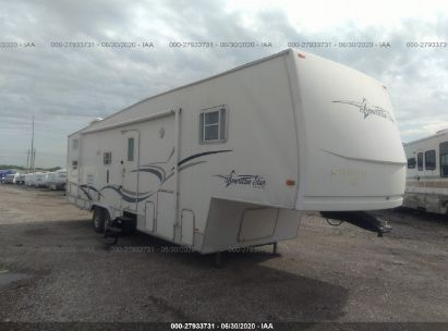 2003 AMERICAN STAR TRAVEL TRAILER