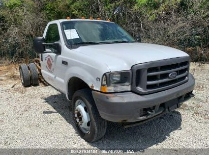 2003 FORD F450 SUPER DUTY