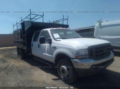 2004 FORD F450 SUPER DUTY