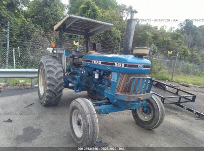 1990 FORD TRACTOR