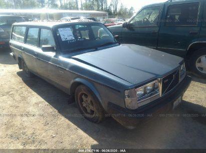 1984 VOLVO 245 GLT