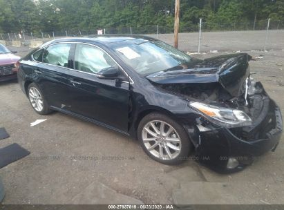 2015 TOYOTA AVALON XLE/PREMIUM/TOURING/LTD