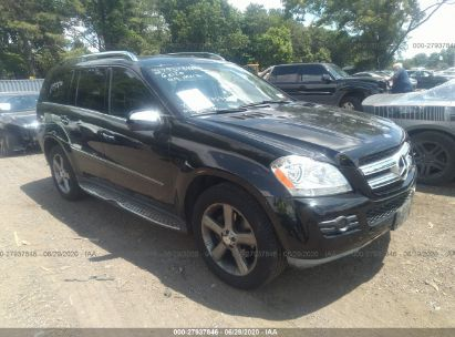 2009 MERCEDES-BENZ GL 450 4MATIC