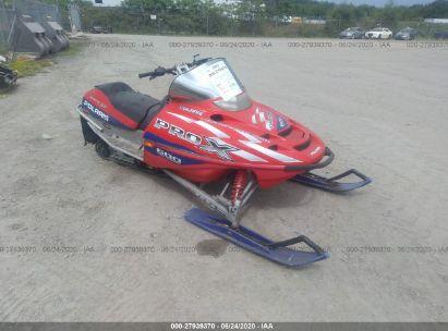 2007 POLARIS PRO X 600