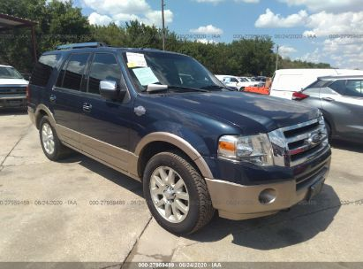 2014 FORD EXPEDITION XLT/KING RANCH