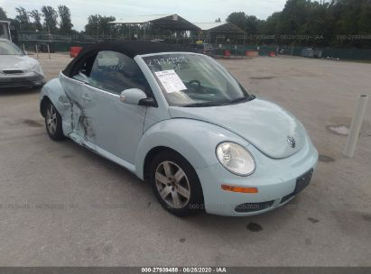 2006 VOLKSWAGEN NEW BEETLE CONVERTIBLE CONVERTIBLE OPTION PKG 1
