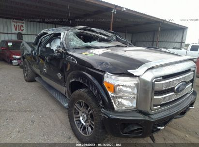 2014 FORD SUPER DUTY F-250 SRW XL/XLT/LARIAT