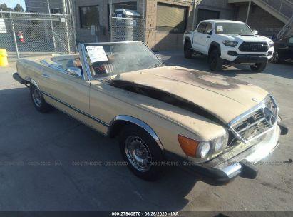 1975 MERCEDES-BENZ 420