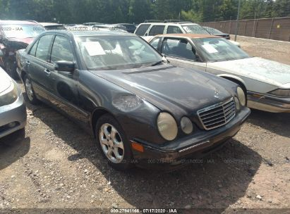 2002 MERCEDES-BENZ E 320