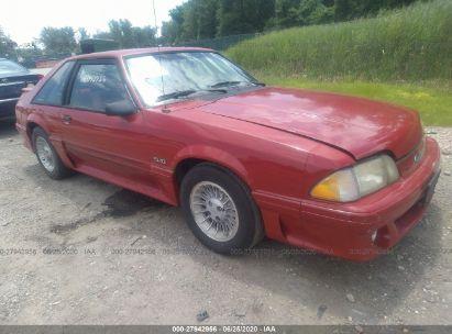 1989 FORD MUSTANG GT/COBRA GT