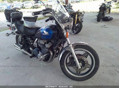 1982 HONDA CB900 C