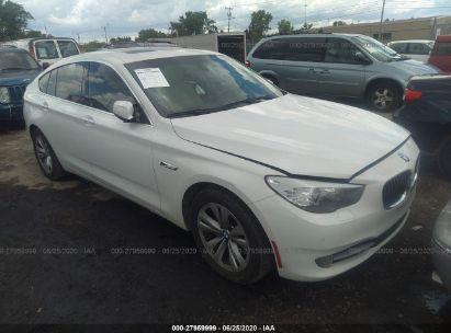 2010 BMW 535 GT