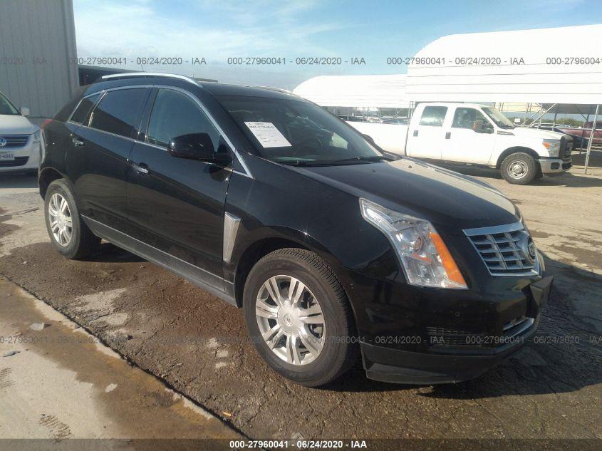 2016 Cadillac Srx Vin